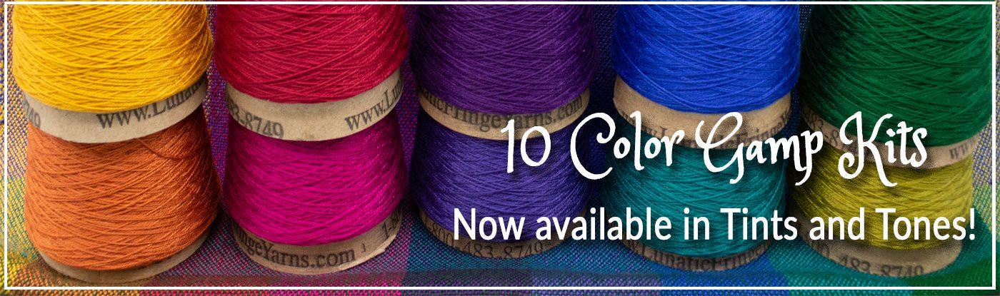 10 Color Gamp Kits, Tones