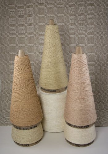 Enchanted Windows Towel Kit, Bleached White Hemp