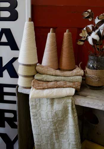 Hemp and Cotton Hand towels
