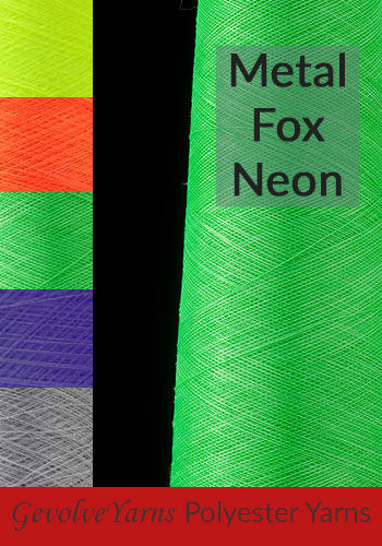 Metal Fox Neon Yarns