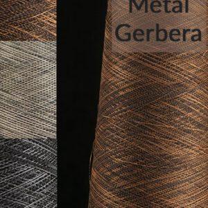 Metal Gerbera Yarns