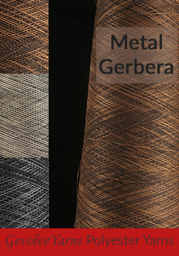 Metal Gerbera Yarns