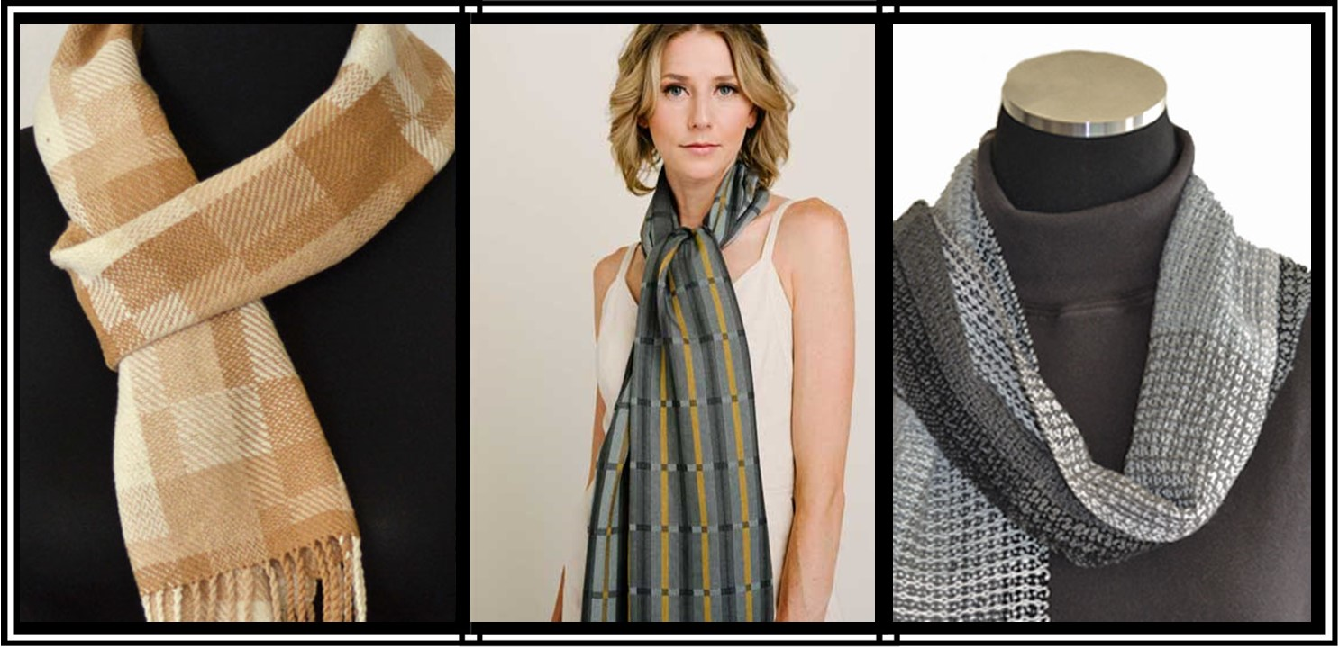 Sweet, Tangy or Spicy, These scarves won't disappoint with their enticing intensity!