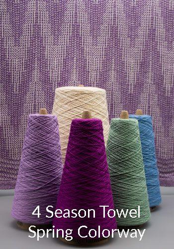 4 Season Towels, Spring