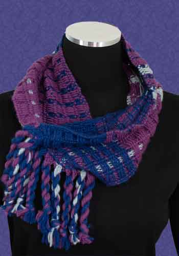 Cowl made from Greenline Wool