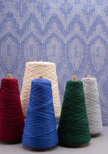 4 Season Towels Zig Zag Pattern