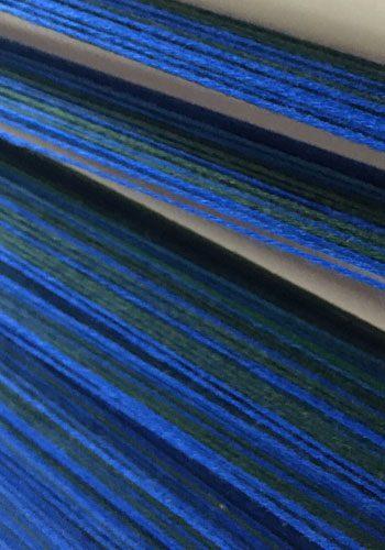 Warping the Blanket Detail